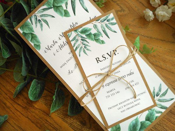 Boho-09 eukaliptus – eko podkład